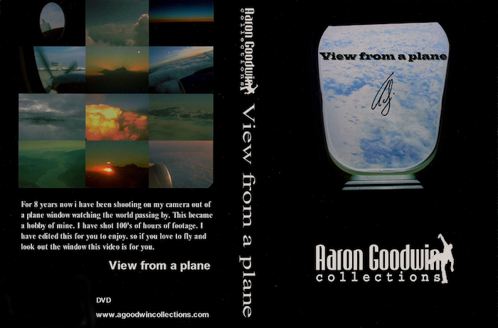 View From A Plane DVD